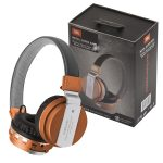JBL JB55 Metal Super Bass Wireless Headphones