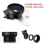 Macro-Mobile-Lens-0-45X-Super-Wide-Angle-Lens-37mm-Digital-High-Definition-for-iphone-6