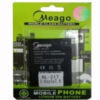 Meago Batteryแบตเตอรี่i-mobile I-Style 7.6 BL-217